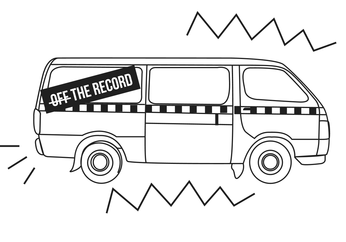 OFF THE RECORD Edition 2018
