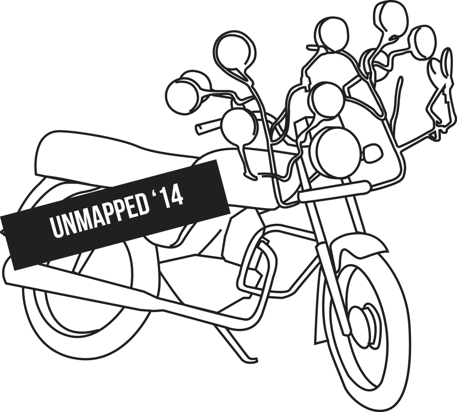 UNMAPPED Edition 2014
