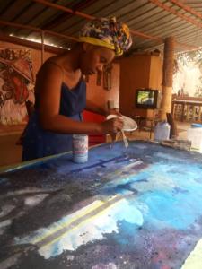 Charity Atukunda, Centre Soleil d'Afrique 6