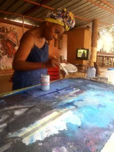 Charity Atukunda, Centre Soleil d'Afrique 5
